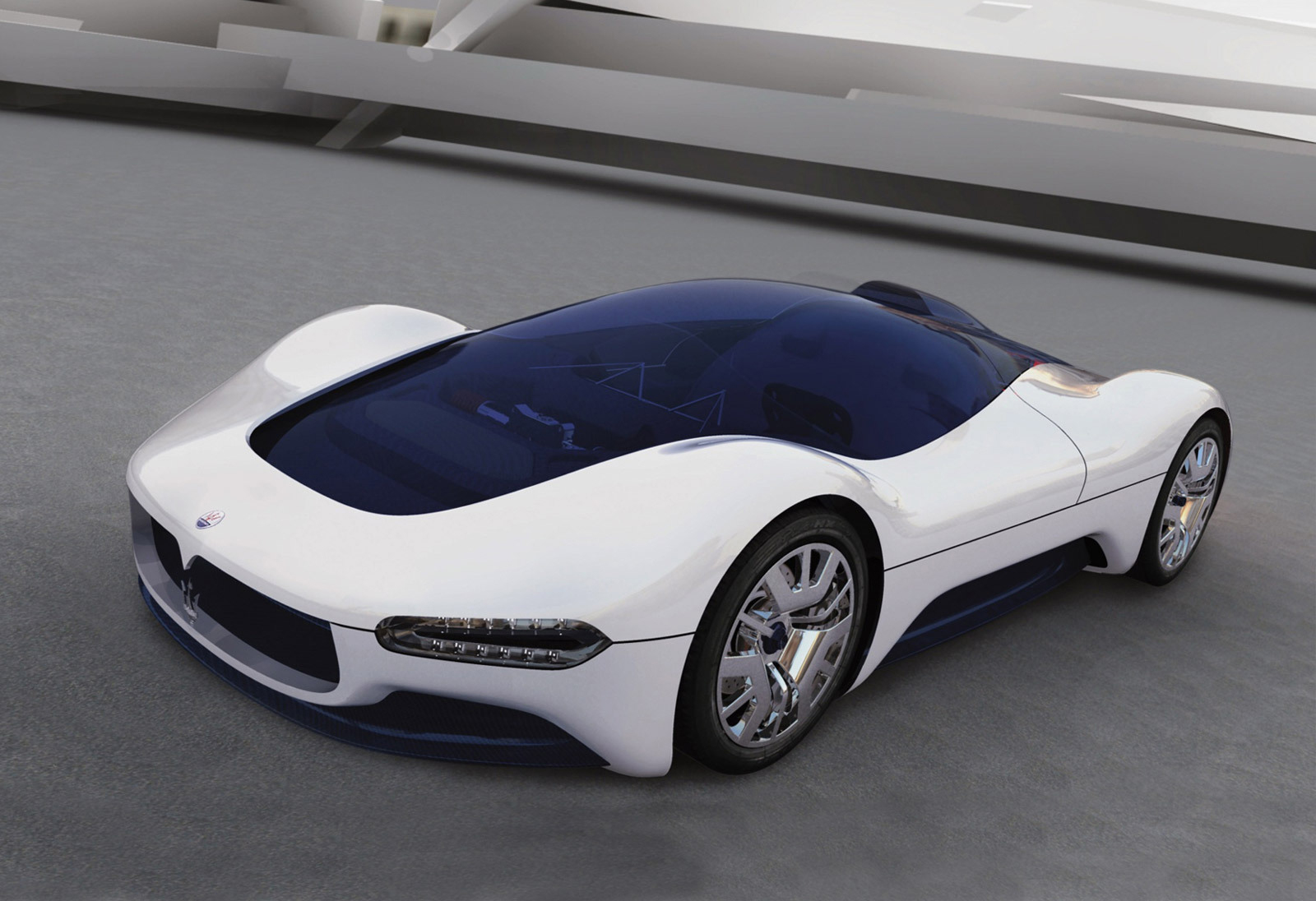 Coches Maserati Prototipos Sport Motor Show Free Download Image Of