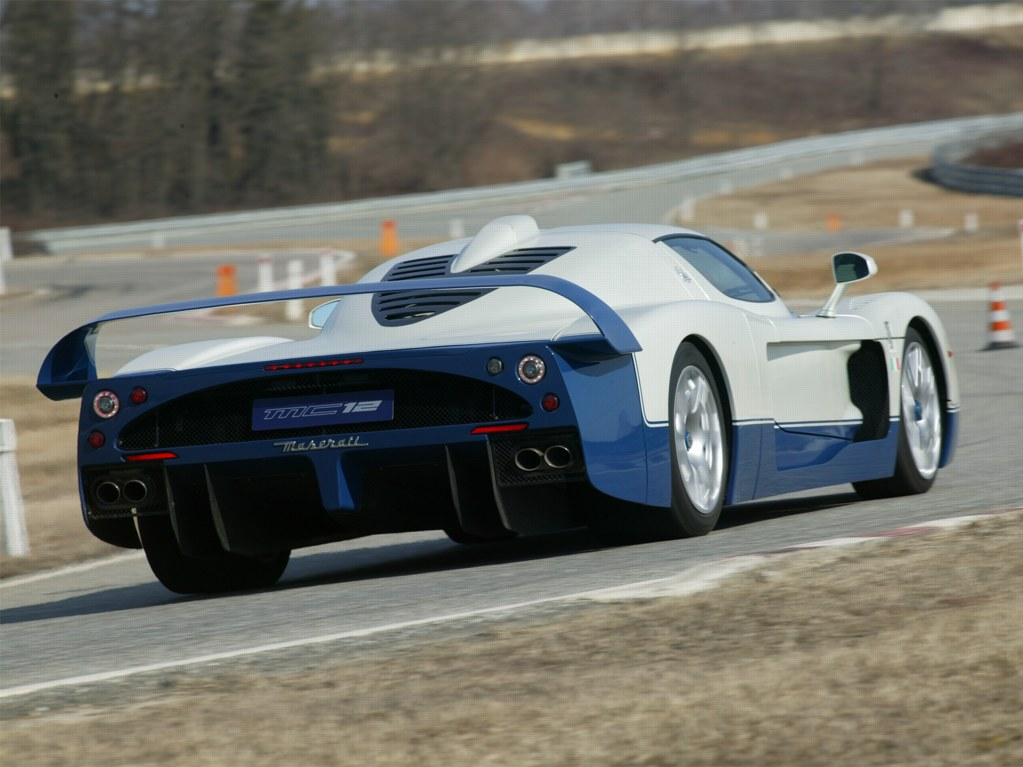 Accueil Maserati MC12 Sport Motor Show Free Download Image Of