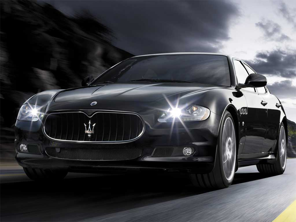 Maserati Quatroporte GT photos Free Download Image Of