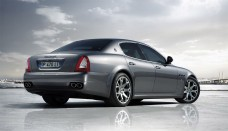 Maserati Quattroporte S Pictures snowy sky Free Download Image Of