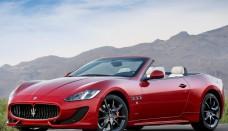 Photo of Maserati GranCabrio Sport Auto Show Desktop Backgrounds free