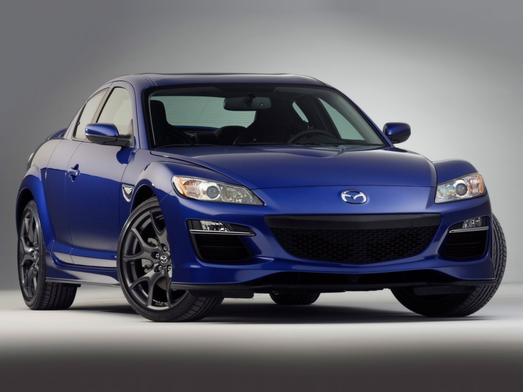 Mazda RX One More Vehicle Manufacturers from Japan Desktop Backgrounds
