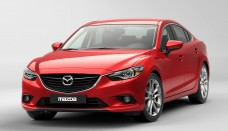 All New Mazda 6 Coupe Motor Show High Resolution Wallpaper Free