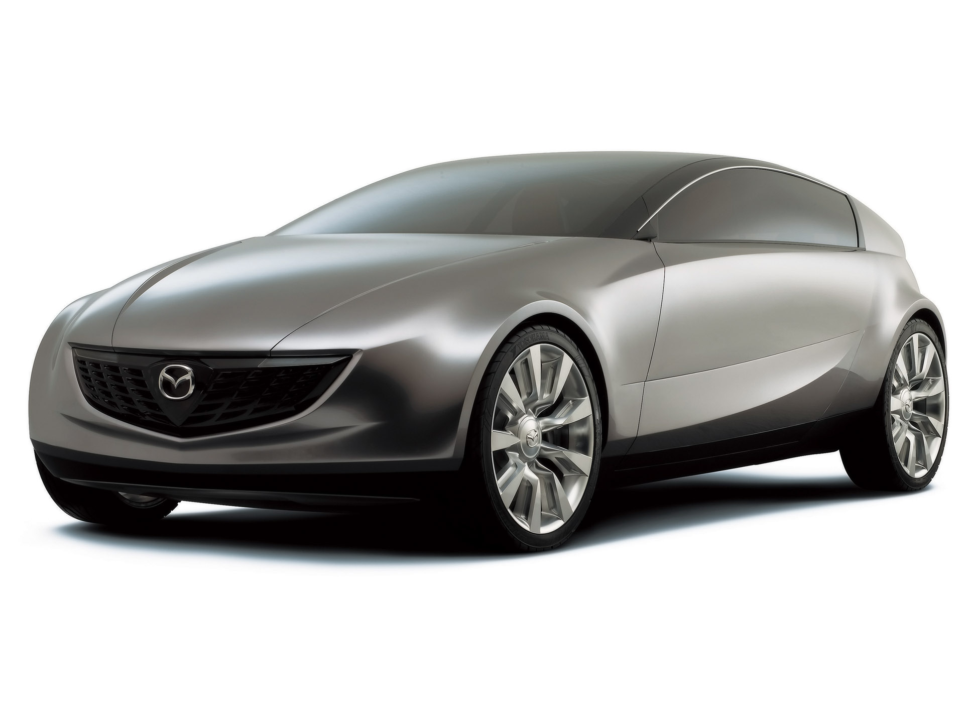 Mazda Senku concept photos High Resolution Wallpaper Free
