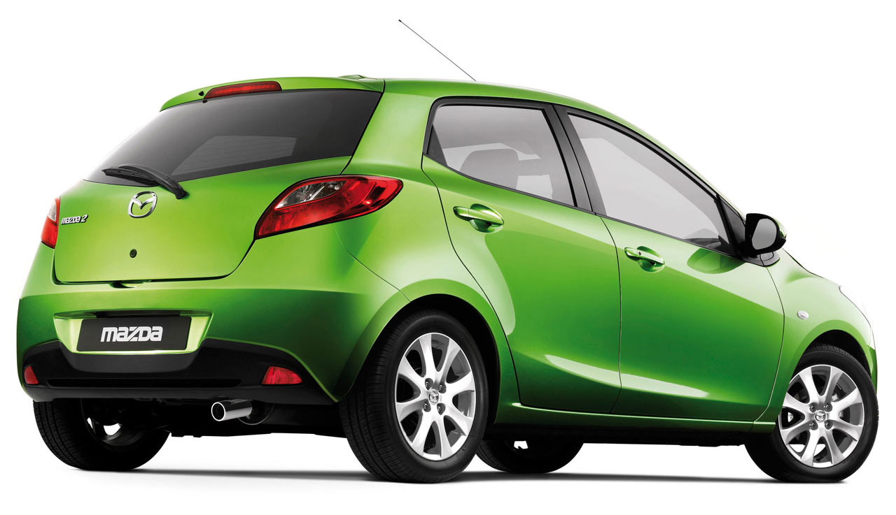 mazda 2 Specifications Desktop Backgrounds