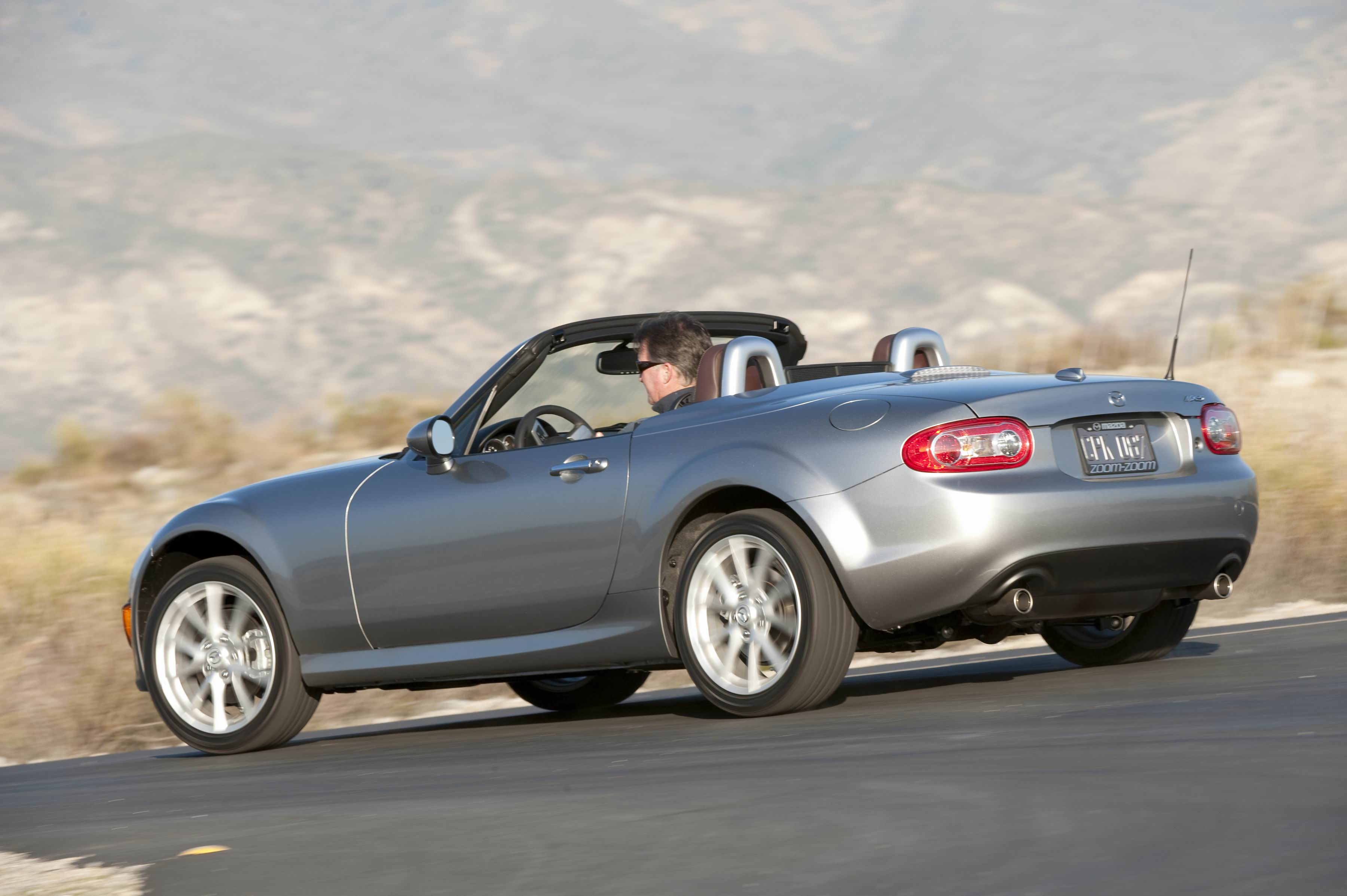 Mazda MX5 Specifications Wallpapers Download
