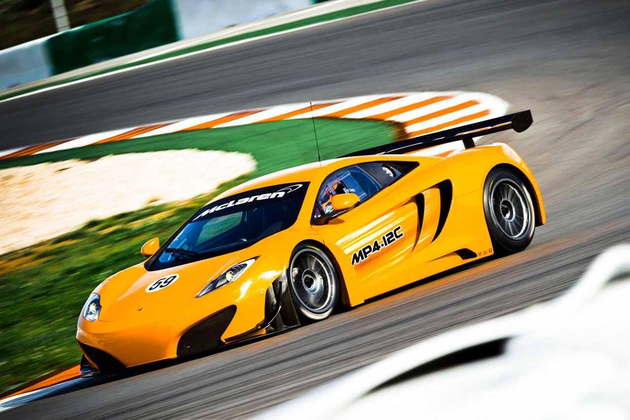 McLaren MP4-12C GT3 Photos High Resolution Wallpaper Free