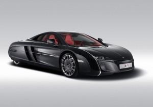 New McLaren MP4-12C X1 Concept Wallpapers Desktop Download