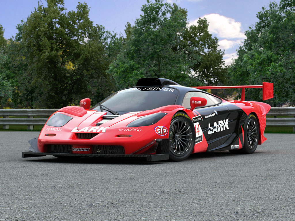 McLaren F1 GTR information Wallpaper Backgrounds