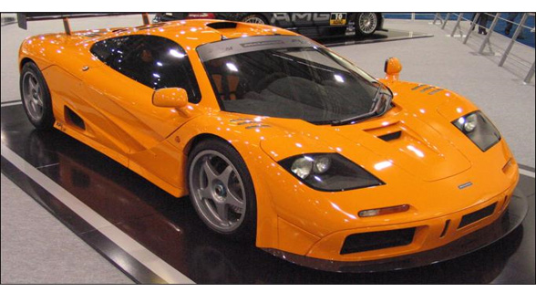 The Mclaren F1 till regarded as one of the best super cars  Wallpapers HD