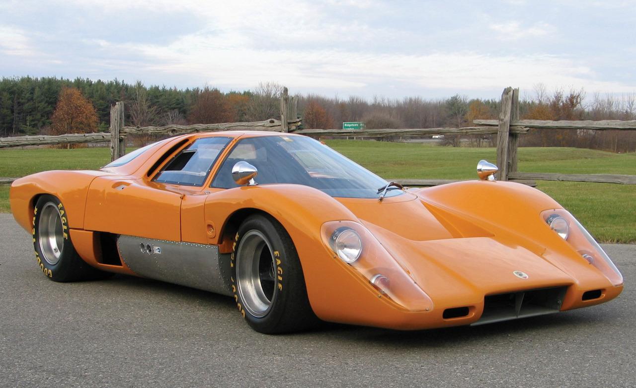 McLaren M6GT Photo Gallery Desktop Backgrounds