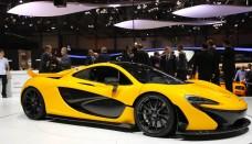Comparativa LaFerrari McLaren P1 Motor Show High Resolution Wallpaper Free