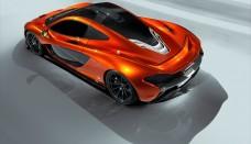 McLaren P1 Concept 2012 Wallpaper Backgrounds