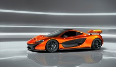 McLaren P1 Concept Motor Show Photo Gallery Desktop Backgrounds