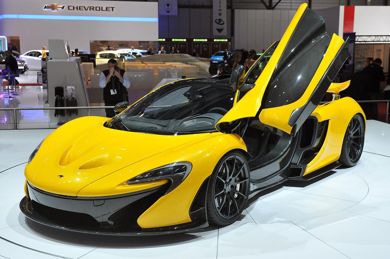 McLaren P1 Unleashed At Geneva Motor Show Photo Gallery Desktop Backgrounds