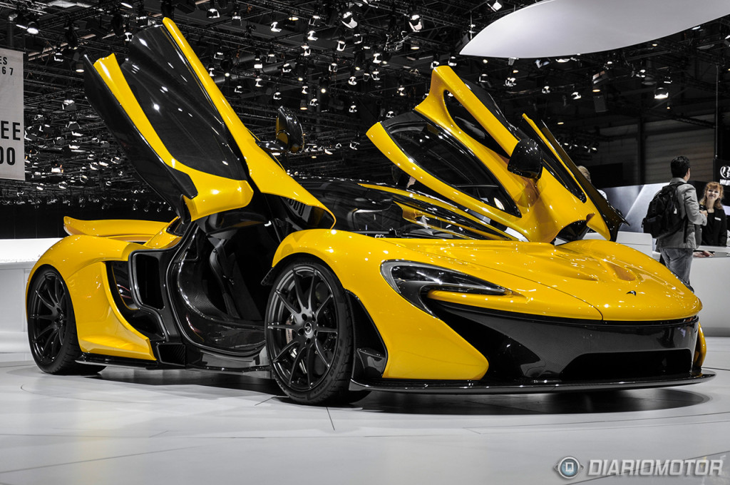 mclaren p1 ginebra original Wallpaper Backgrounds