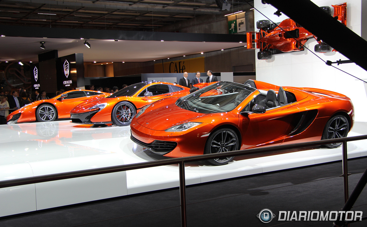 mclaren salon de paris ver imagen original Super Sports Car designed Free Download Image Of