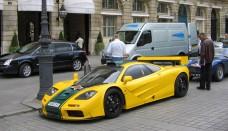 McLaren F1 GTR supercar Super Sports Car designed Free Download Image Of