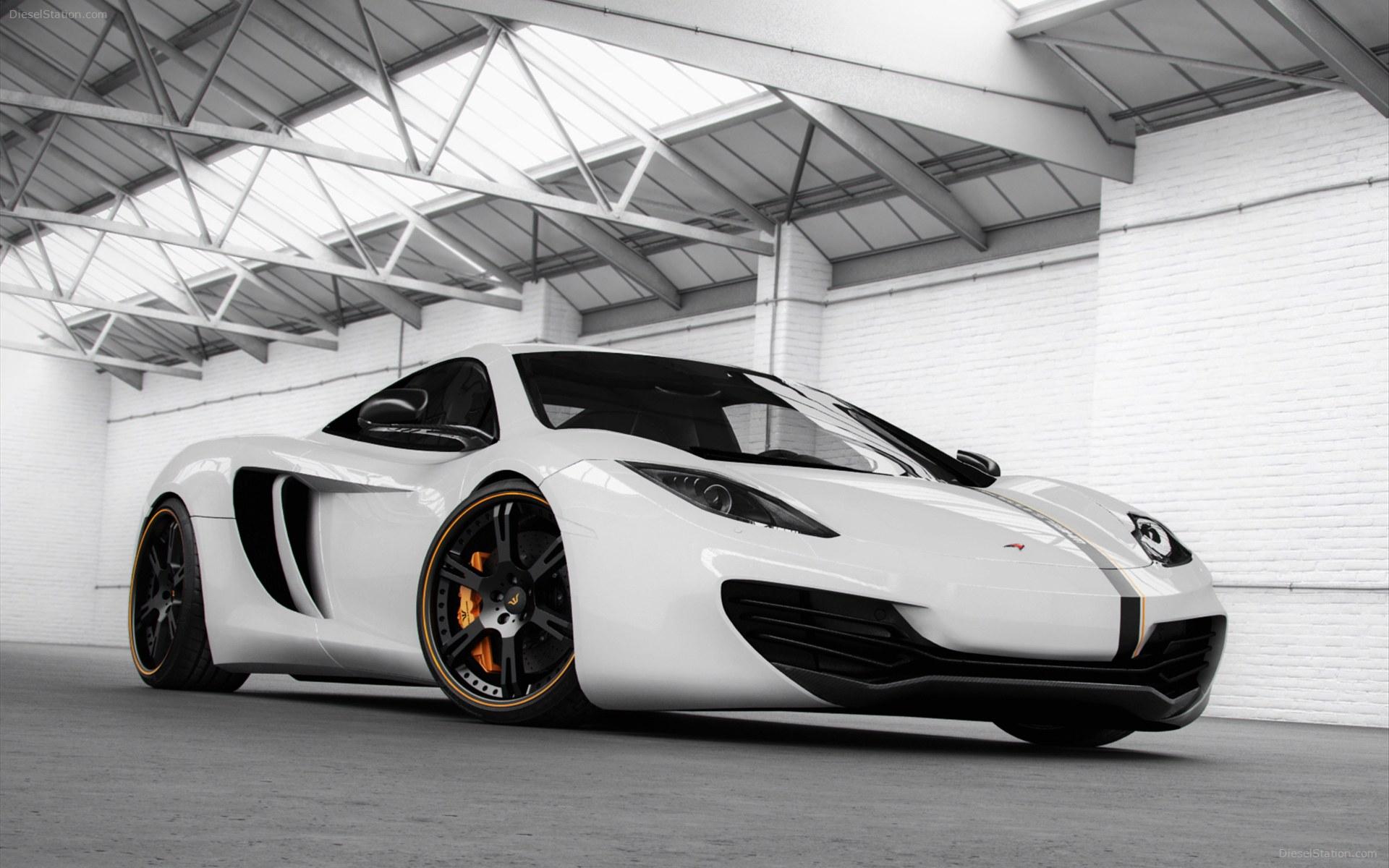 McLaren MP4 12C Performance Wallpapers Desktop Download