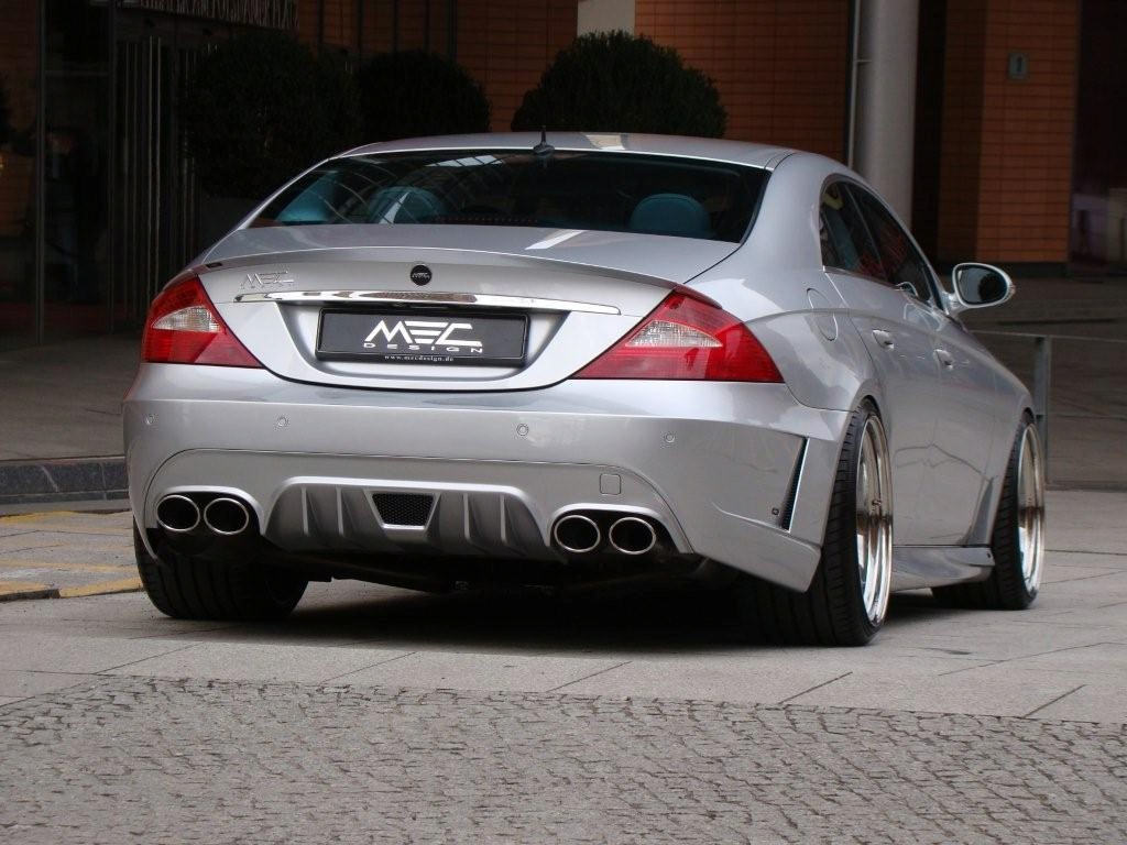 mec design mercedes benz cls class HD Wallpaper Free Download Image Of