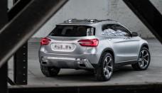Mercedes-Benz Concept GLA wallpaper Free Download Image Of