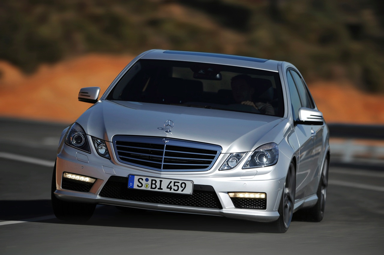 Mercedes Benz E63 AMG big wallpapers High Resolution Picture