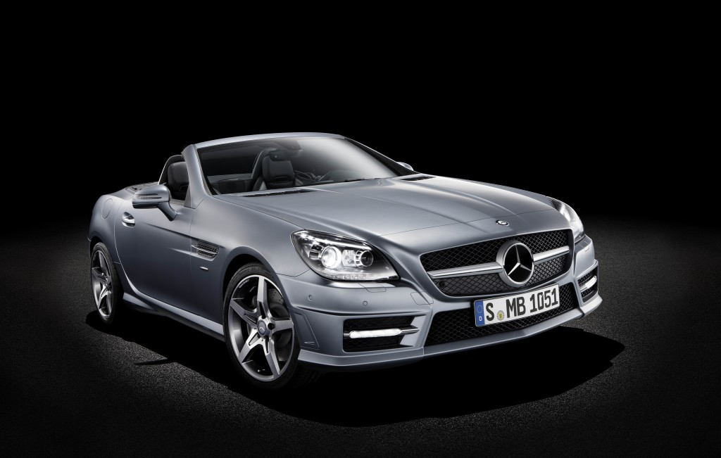 Mercedes-Benz SLK HD Wallpaper Free Download Image Of