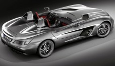 McLaren SLR Stirling Moss mercedes Wallpapers HD