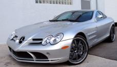 Renntech Mercedes SLR McLaren supercar Super Sports Car designed Free Download Image Of