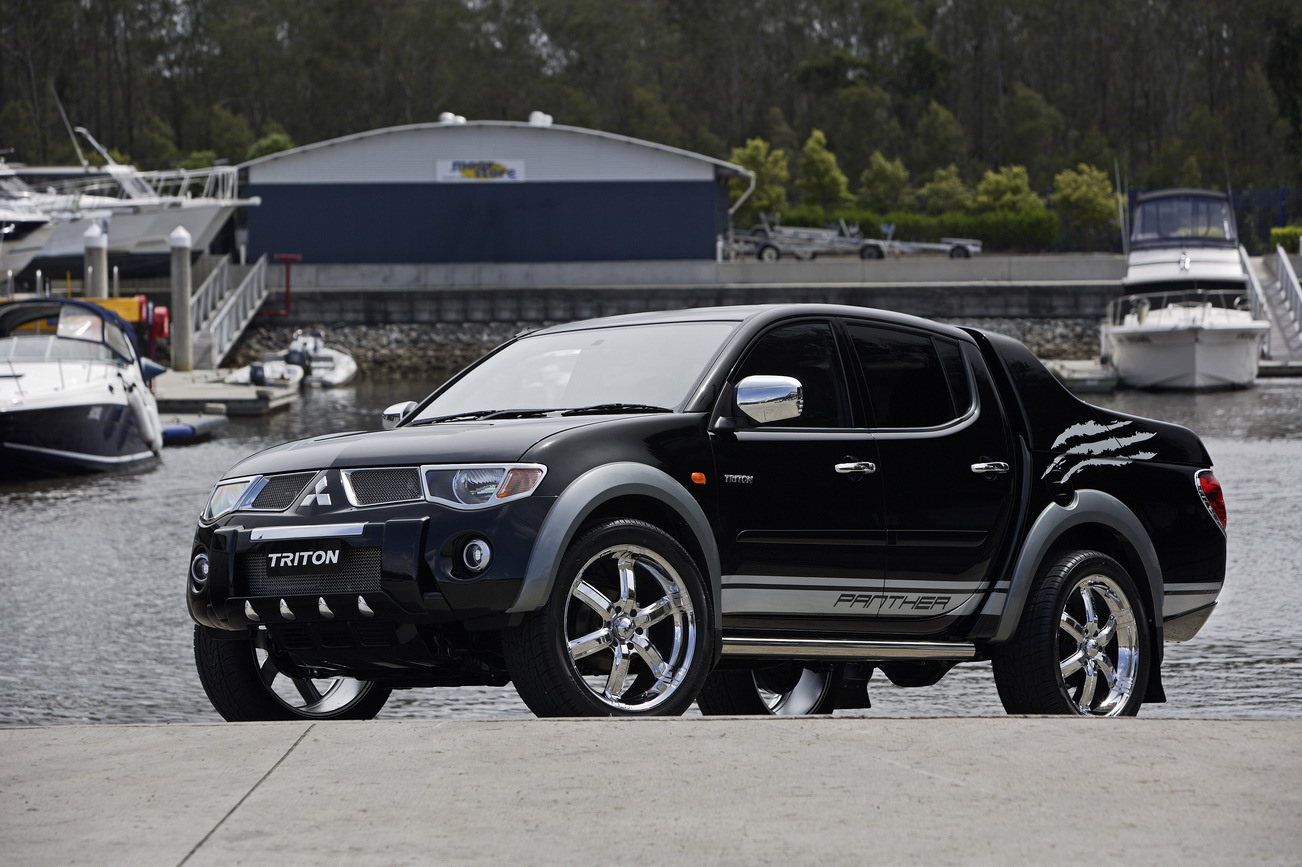 Mitsubishi L200 Triton photos very good quality Free Download Image Of