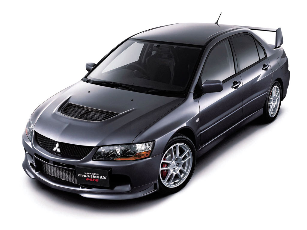 Mitsubishi Lancer Evolution IX MR GSR High Resolution Wallpaper Free