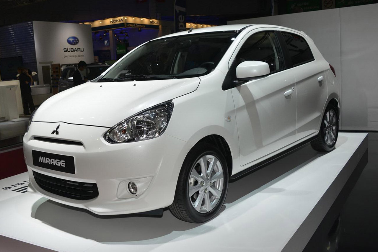 mitsubishi mirage will be offered with mitsubishi s new Technologies Wallpaper Gallery Free
