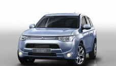 Mitsubishi Outlander PHEV To Debut In Paris High Resolution Wallpaper Free