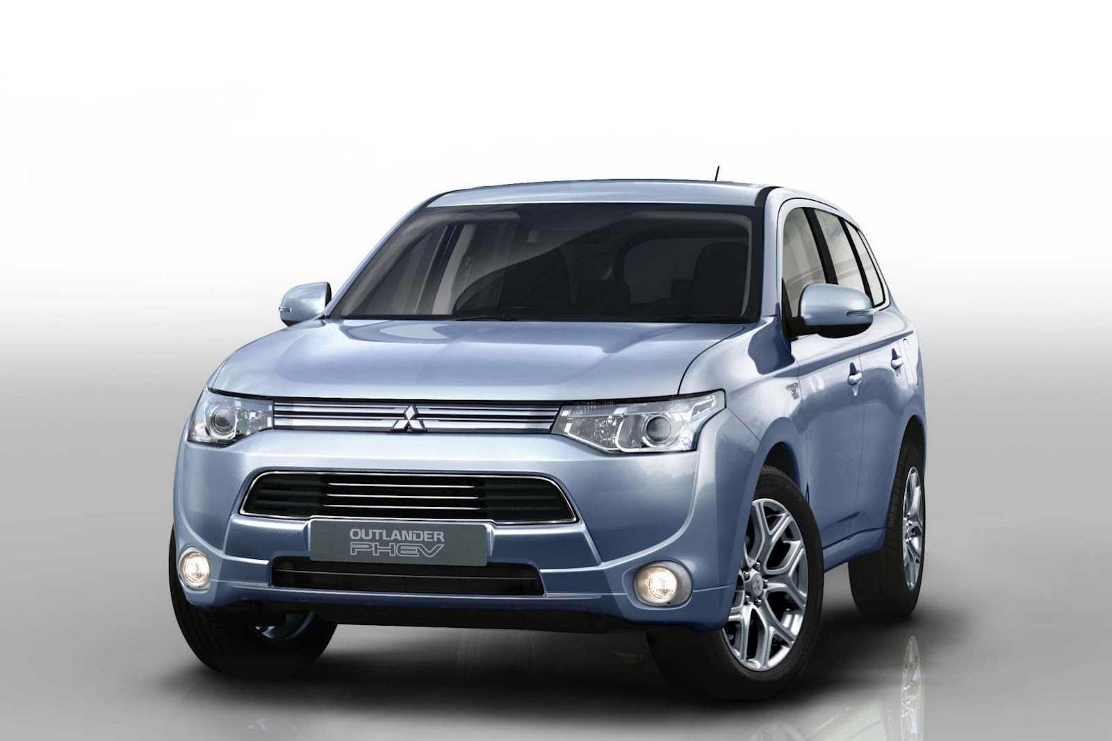 Mitsubishi Outlander PHEV To Debut In Paris High Resolution Wallpaper Free