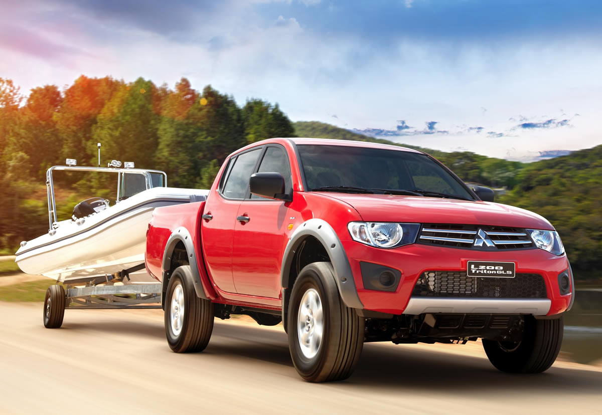 Mitsubishi L200 Triton  Free Download Image Of