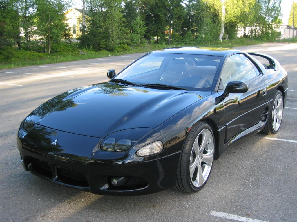 Mitsubishi 3000 GT and Eclipse High Resolution Wallpaper Free