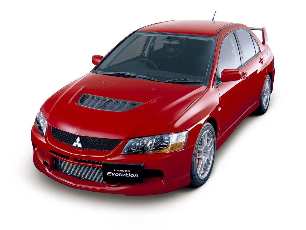 Mitsubishi Lancer evolution IX Wallpapers Desktop Download