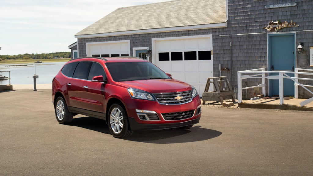 crossover crossover suv awd chevrolet video description traverse Free Download Image Of