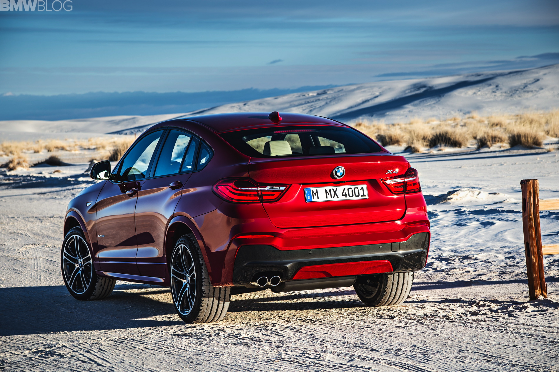 The new BMW X4 has its world premiere today HD Free Picture Download Image Of