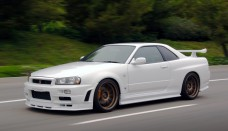 Nissan Skyline GTR R34 Vspec Free Wallpaper For Android