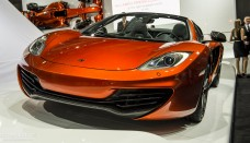 McLaren MP4-12C Spider live photos Wallpapers Desktop Download