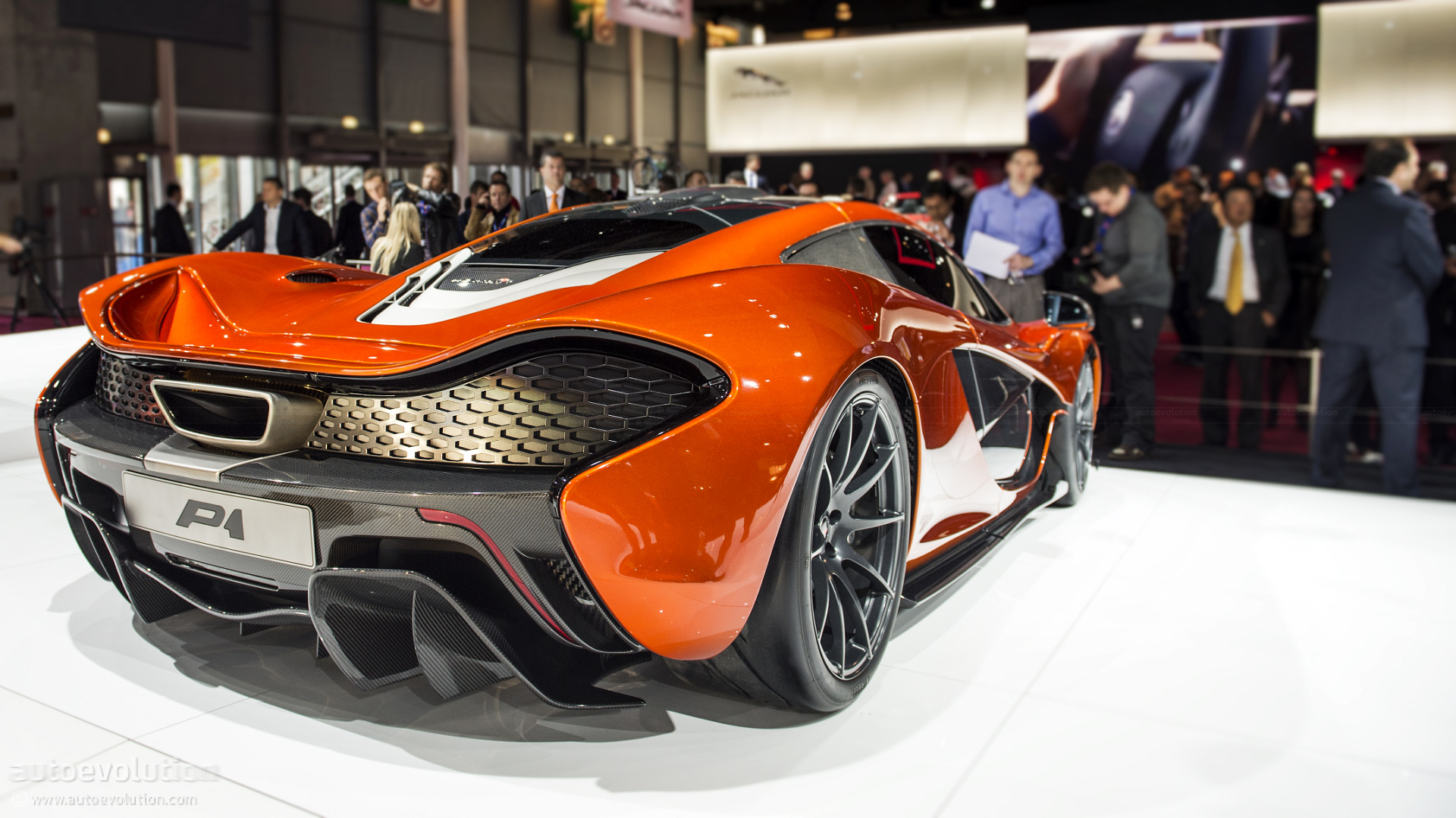 McLaren P1 Hypercar Concept Super Sports Car designed Free Download Image Of
