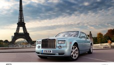 Rolls Royce 102EX Electric Phantom Wallpaper HD For Mac