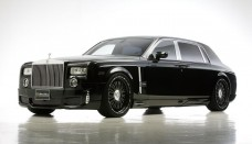 Rolls Royce Black Bison Wallpaper HD Free