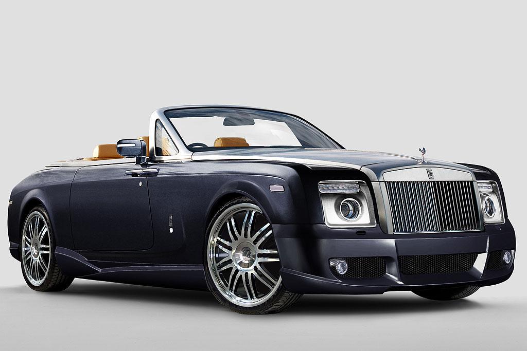Rolls Royce Cabrio Wallpaper Free For Desktop