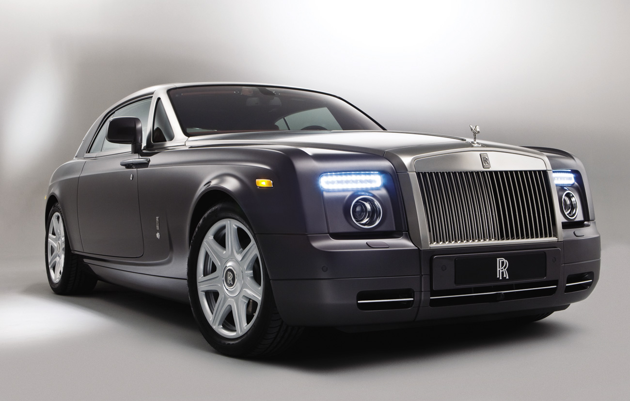 Rolls Royce Phantom Coupe Wallpaper Free For Android