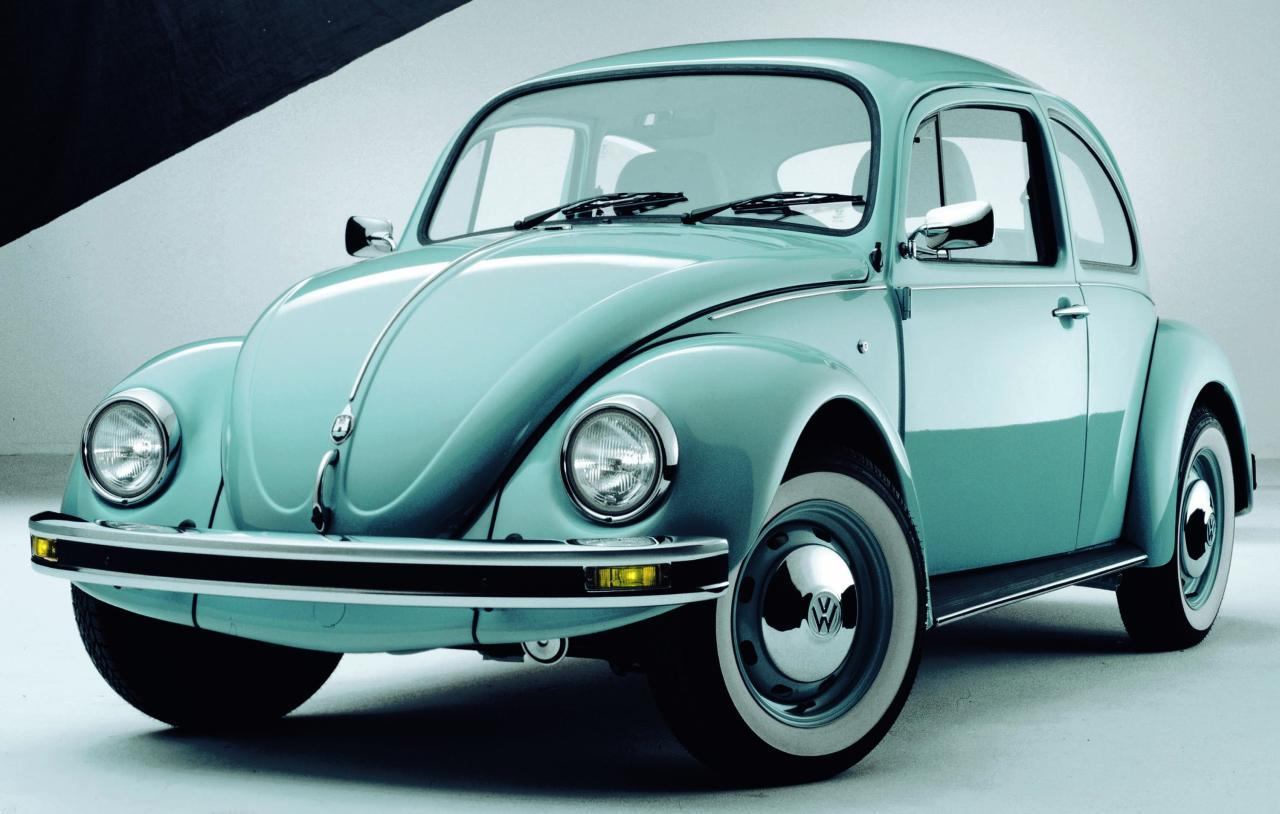 Historia del Volkswagen Beetle wallpapers Desktop Download