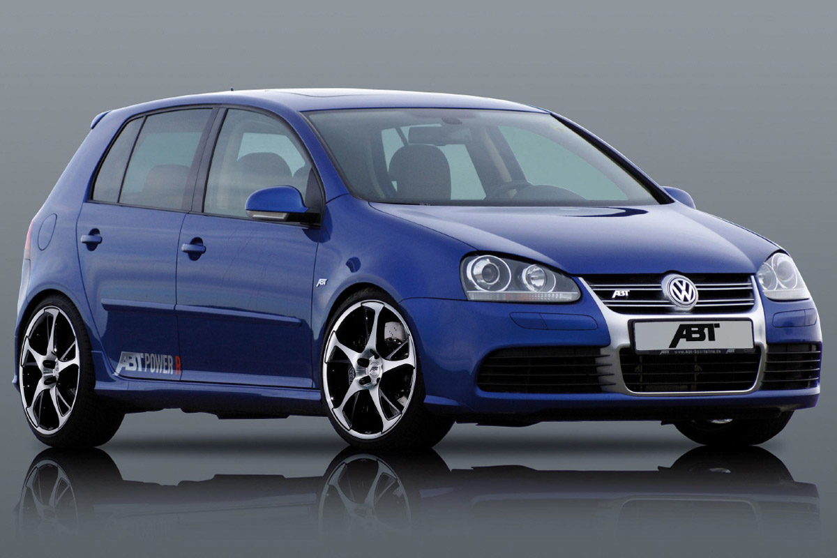 Volkswagen Golf R32 photos Desktop Backgrounds