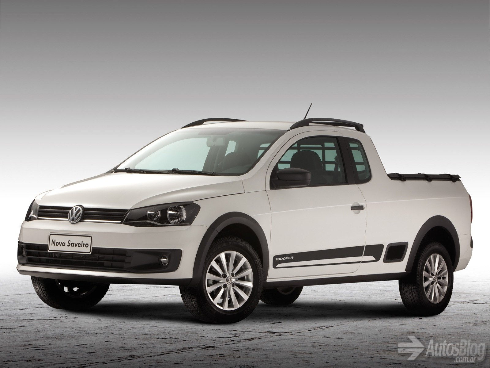 Volkswagen Saveiro trooper Wallpapers HD