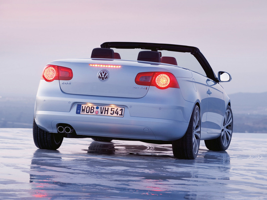 Volkswagen eos coupe convertible Free Download Image Of